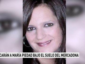 La Guardia Civil levantará una baldosa del supermercado en el que trabajaba María Piedad, desaparecida desde 2010