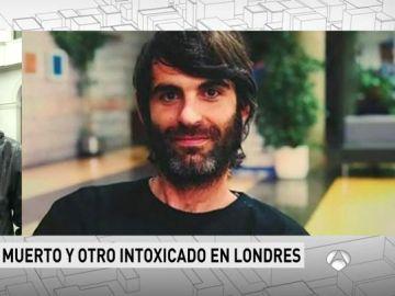 """Un español muerto y otro hospitalizado en """"estado crítico"""" en Londres por una aparente intoxicación en un hotel"""