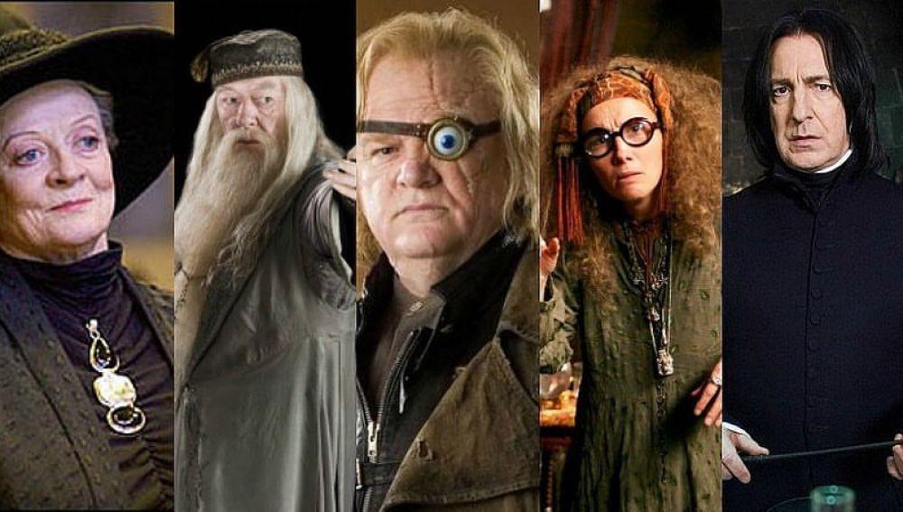 Test Potterhead Que Profesor De Hogwarts Eres Cine Se Estrena