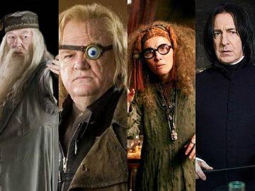¿Qué profesor de Hogwarts te representa?