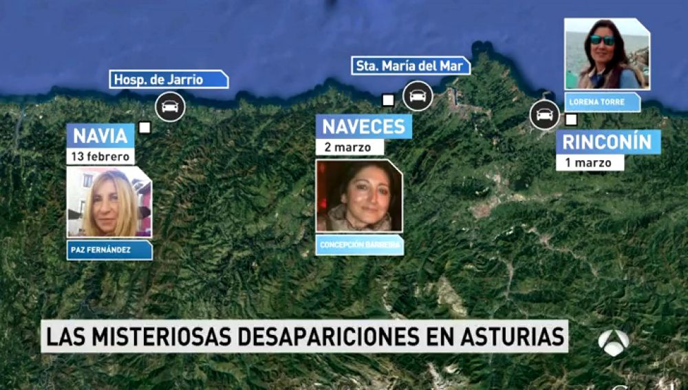 desaparecidas asturias