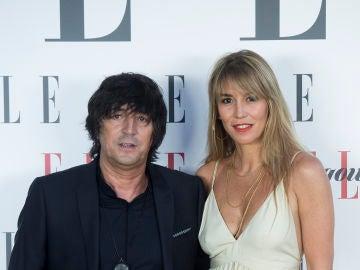 Santiago Carbones y Raquel Meroño