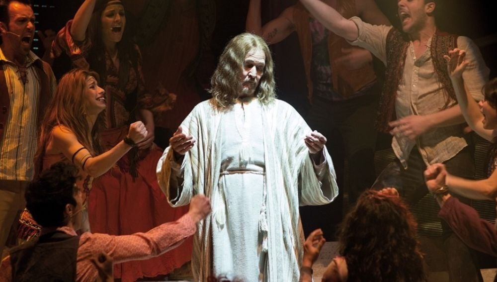 Musical de 'Jesucristo Superstar'