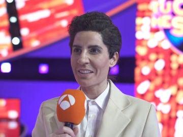 """Diana Navarro: """"'Tu cara me suena' es una experiencia única"""""""