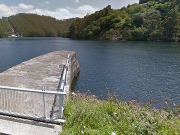 Embalse de Arbón (Asturias)
