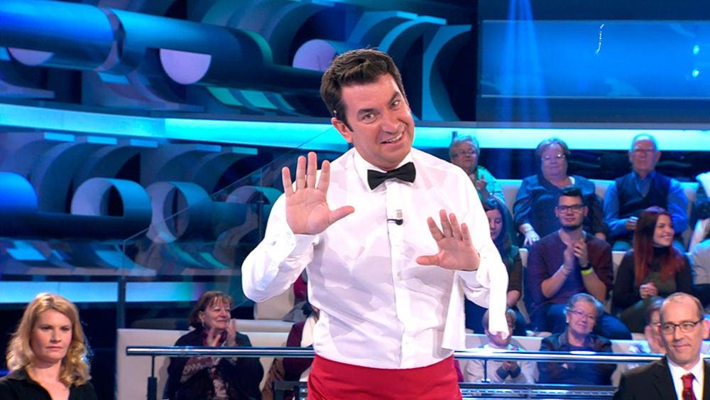 El tronchante chiste de Arturo Valls que ha conquistado al público de '¡Ahora Caigo!'