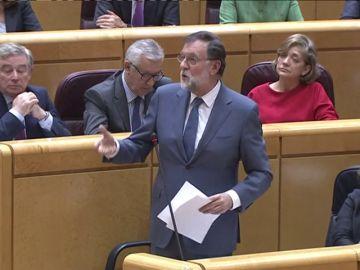 """Rajoy, sobre la huelga a la japonesa propuesta por García Tejerina o Cifuentes para este 8 de marzo: """"No me reconozco en esa afirmación"""""""