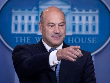 Gary Cohn dimite como principal asesor económico de Trump