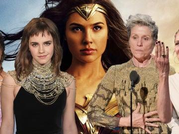 El movimiento de empoderamiento femenino en Hollywood