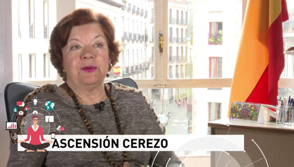 Ascensión Cerezo, la mujer que siempre luchará por los derechos de las amas de casa