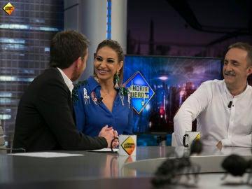"""Mariló Montero: """"'El Hormiguero 3.0' es el sitio en el que más feliz me siento a nivel profesional"""""""