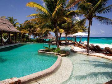 Isla privada Caribe