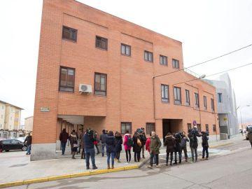 Imagen de archivo del Juzgado de Instrucción número 1 de Aranda de Duero (Burgos)