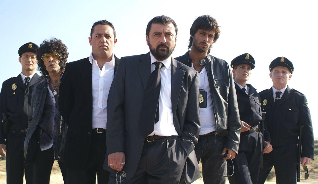 T4 Los Hombres de Paco (Sección)