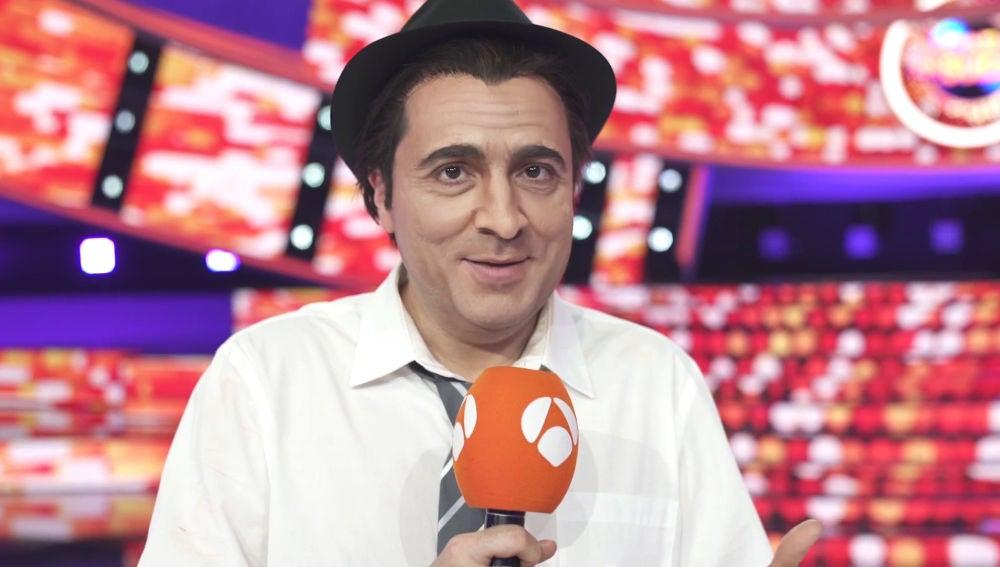 """Raúl Pérez: """"'Tu cara me suena' es una experiencia muy positiva"""""""