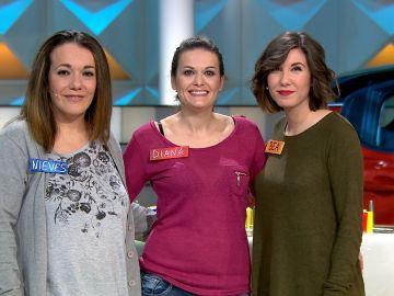 'La ruleta de la suerte' emite el especial 'Día Internacional de la Mujer'