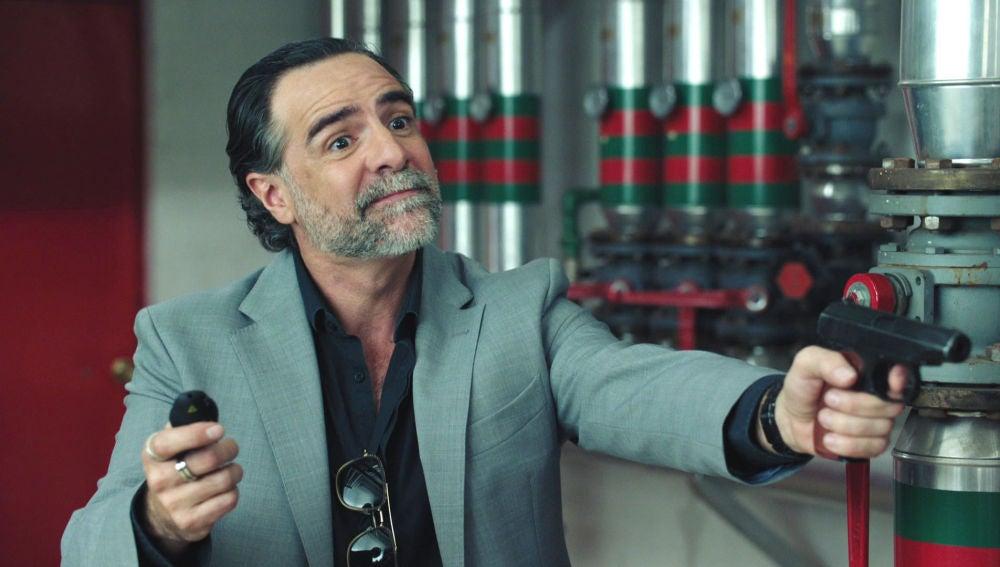 Javier Navares es el padre de Campos