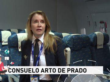 Consuelo Arto, la piloto que marcó un antes y un después en el mundo de la aviación
