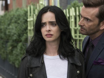 Jessica Jones y Killgrave