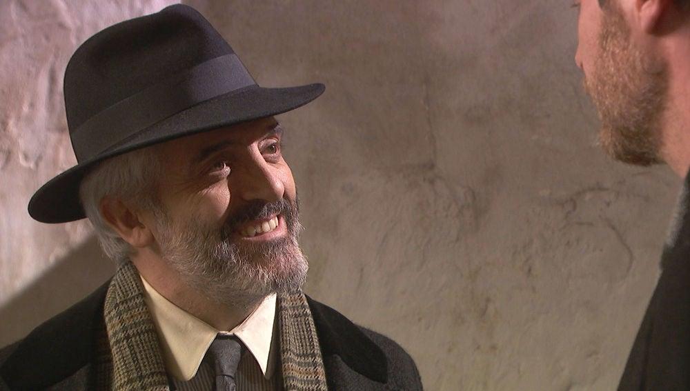Alfonso recibe una denuncia del abogado del asesino de Mariana