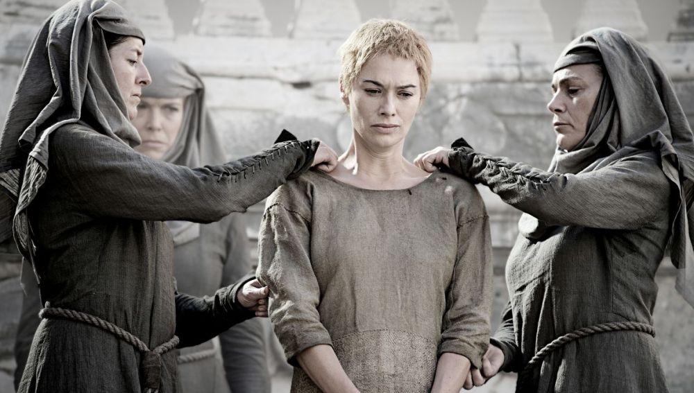 Cersei Lannister de 'Juego de Tronos'