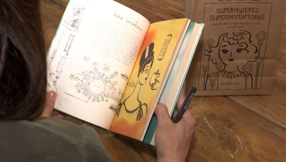 'Supermujeres Superinventoras', 90 historias de mujeres revolucionarias en el nuevo libro de Sandra Uve