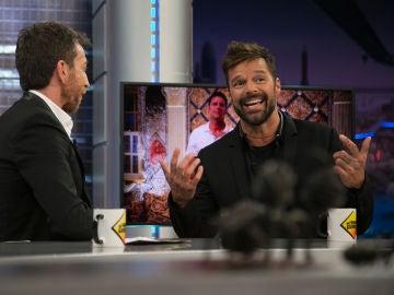 Entrevista a Ricky Martin en El Hormiguero 3.0
