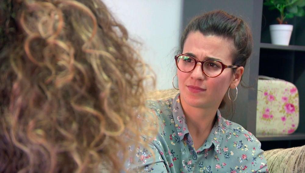 """Carolyne: """"Yo he empezado relaciones con un buen sexo y han sido brutales"""""""