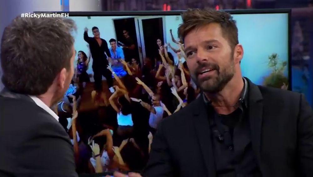 """Ricky Martin: """"No tengo miedo de salir del escenario, me vuelvo loco"""""""