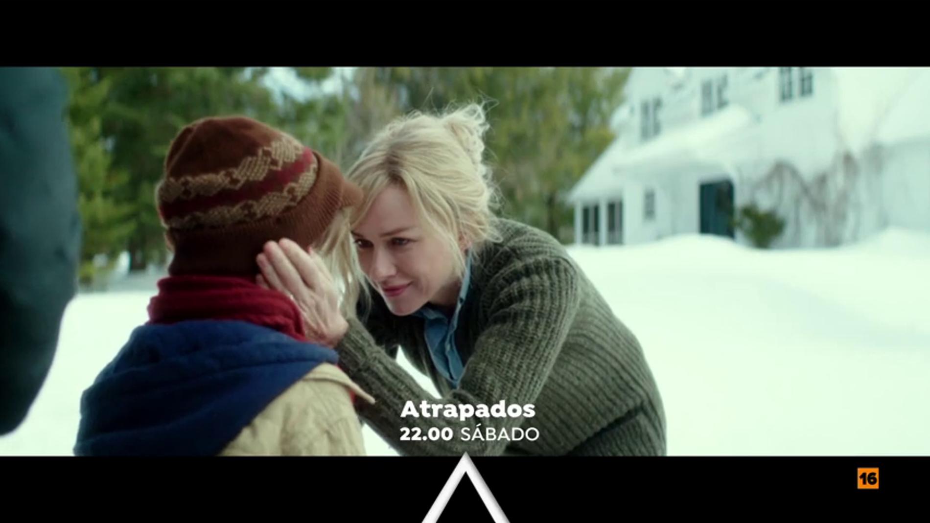 El Peliculón estrena 'Atrapados' con Naomi Watts