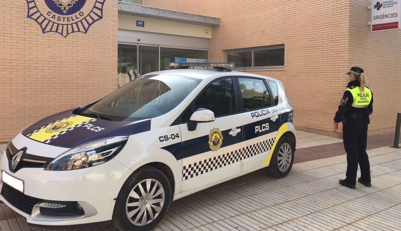 Policia Local de Castellón.