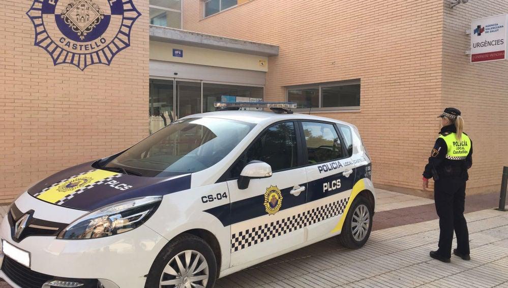 Policia Local de Castellón.