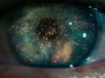 Primera escena de 'Blade Runner'