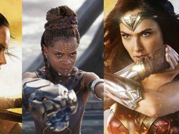 Mujeres poderosas en el cine