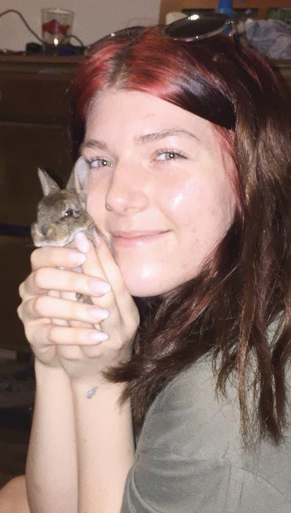Lillard con su conejo