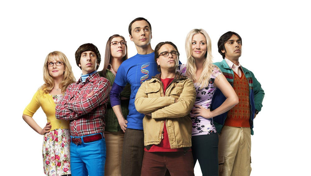 T7 The Big Bang Theory (Sección)