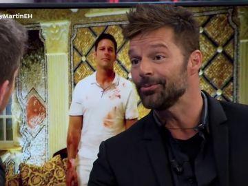 """Ricky Martin: """"He trabajado con Penélope Cruz, la mejor de todas"""""""