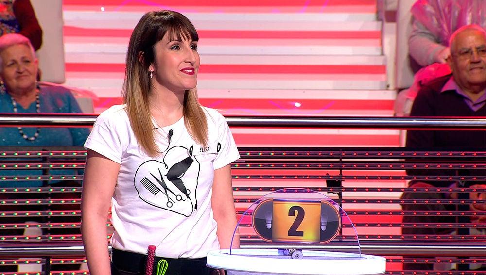 El chiste de peluqueros de Arturo Valls que ha sacado los colores a una concursante