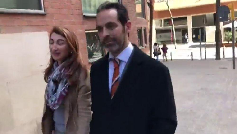Molons queda en libertad tras guardar silencio ante la Guardia Civil en una operación sobre el uso de fondos públicos para el 1-O