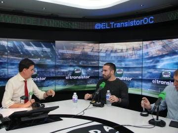 José Ramón de la Morena entrevista a Carvajal en 'El Transistor'