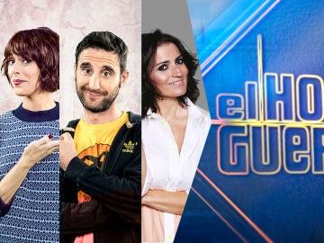 Silvia Abril, Dani Rovira y Belén Cuesta se divertirán el martes en 'El Hormiguero 3.0'
