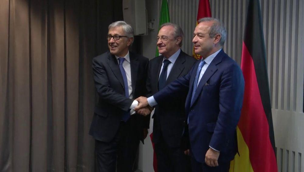 Acuerdo entre Atlantia y ACS para comprar Abertis