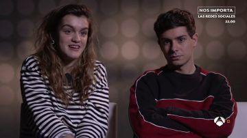 """Amaia y Alfred brindan su apoyo a los padres de Gabriel: """"Que sepan que toda España está con ellos"""""""