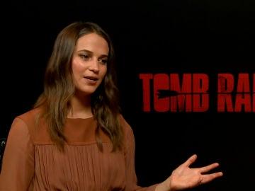 Alicia Vikander protagoniza 'Tomb Raider'
