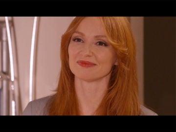"""Cristina Castaño: """"Estoy muy contenta con mi hijo en la ficción"""""""