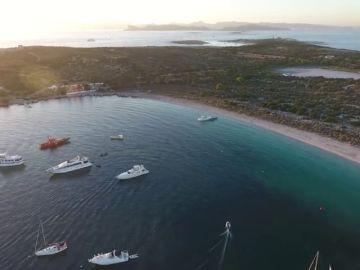 Una familia de Luxemburgo compra el islote de s'Espalmador, al norte de Formentera, por 18 millones de euros