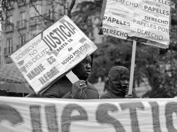 Mame Mbaye, el senegalés fallecido en Lavapiés
