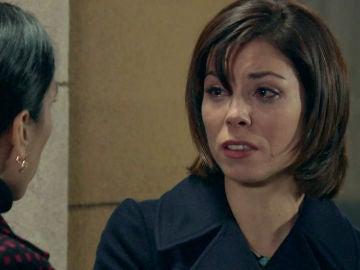 """Raquel, a Manolita: """"Estoy embarazada y Diego es el padre"""""""