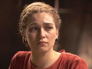 Julieta mantiene la esperanza de un buen matrimonio junto a Prudencio