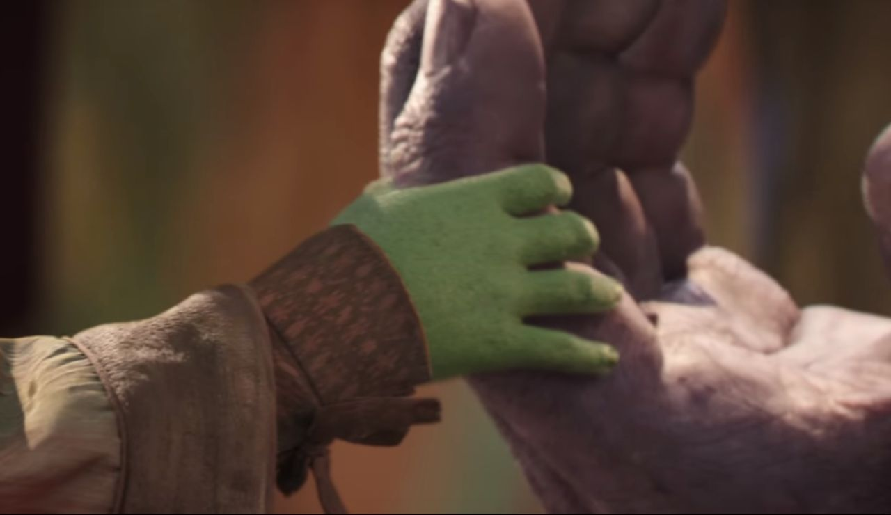 Flashback de 'Vengadores: Infinity War'